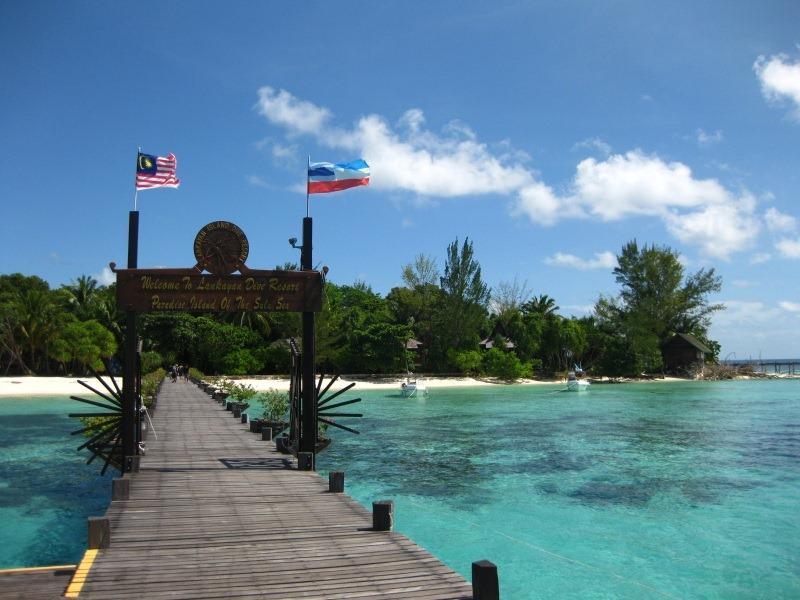 November december 2012 special deals at sipadan kapalai - Sipadan dive resort ...